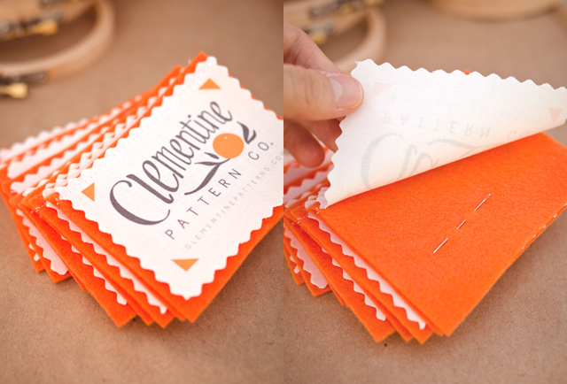 Needlebook by Clementine Patterns