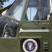 Port nose detail - Nixon Helicopter - Richard Nixon Presidential Library and Museum