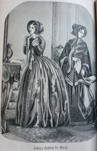 Godey's Lady's Book, March 1853 1
