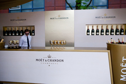 Moët & Chandon Terrace's Bar