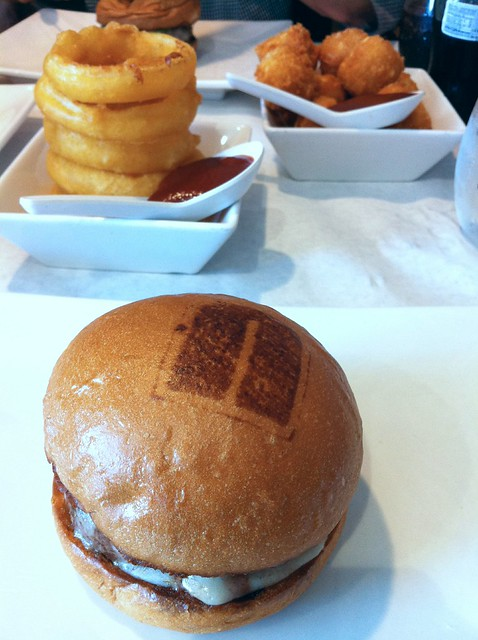 Truffle Burger, Umami Burger