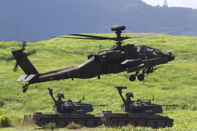 JGSDF AH-64D