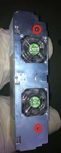 Power Supply Casing