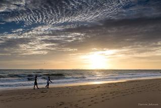 Thailand Beach Sunset