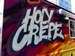Calgary Food Trucks - Holy Crepe - 3