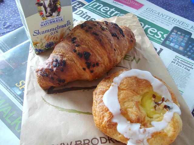 Brødkunsten, Copenhagen