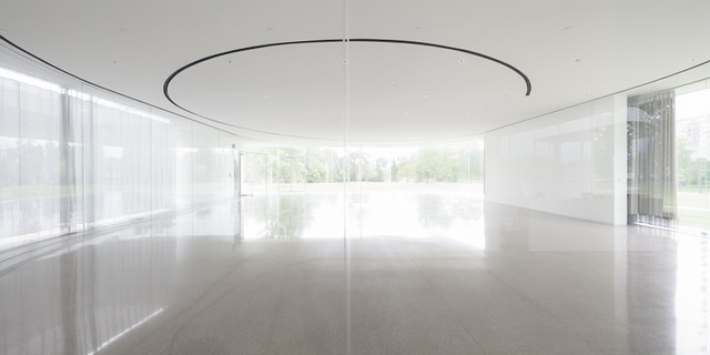 Glass Pavilion, Toledo Museum of Art (2006)