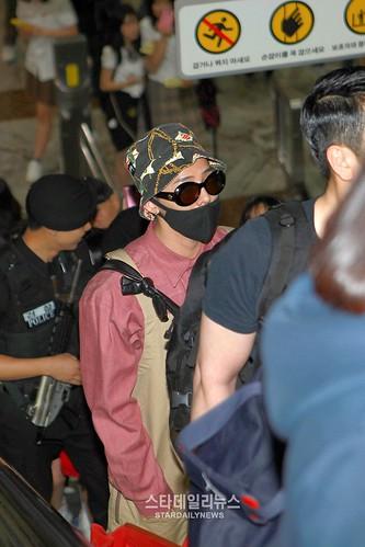 BIGBANG Gimpo to Jeju 2015-05-19 2015-05-19 16