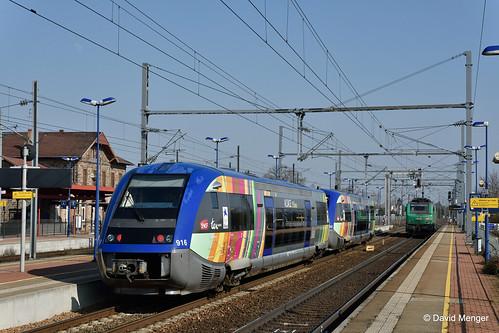 Mommenheim gare