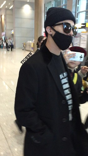 Big Bang - Incheon Airport - 10apr2015 - G-Dragon - Fionnn_xxi - 01