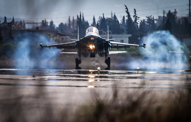 Su-34 © Valery Sharifulin/TASS