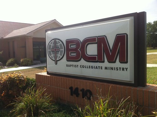 BCM Sign