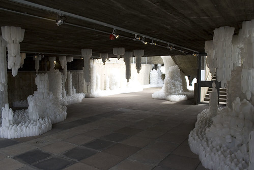 Wastescape at the Southbank Centre