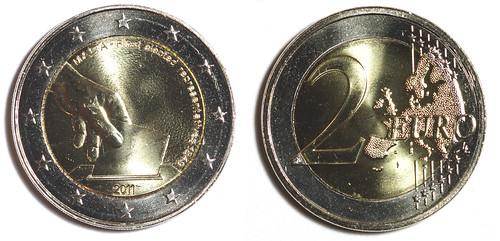2 Euros de Malta
