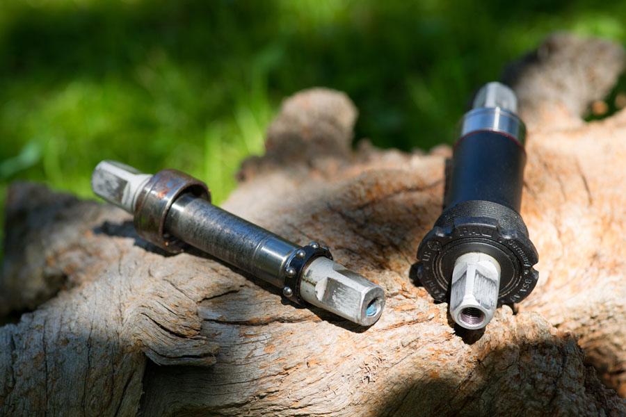 Le pédalier et son boitier : améliorer la transmission en mono-plateau [fiches techniques des montages réalisés] 7514328592_9bd628e1a6_o