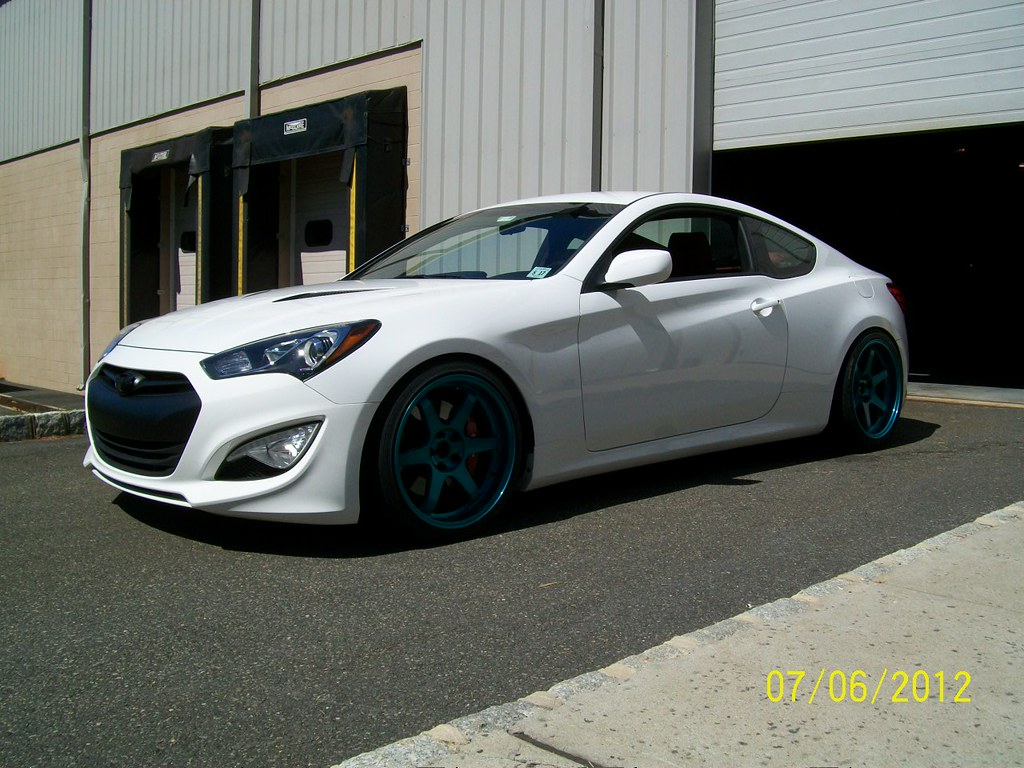 2013 With Aftermarket Wheels Page 7 Hyundai Genesis Forum