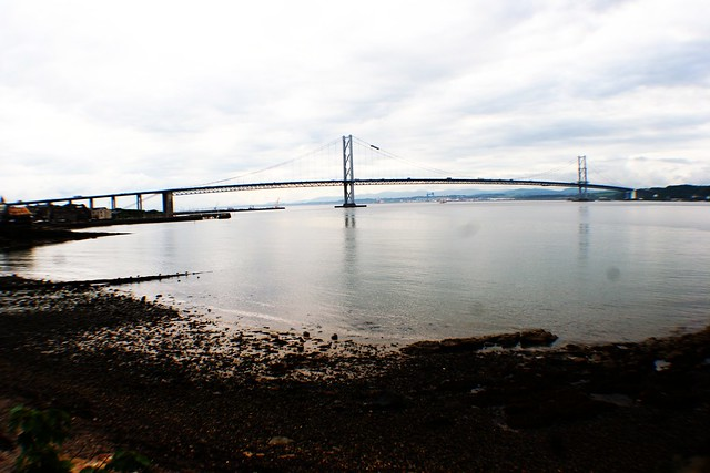 Forth Road Bridge, Firth of Forth