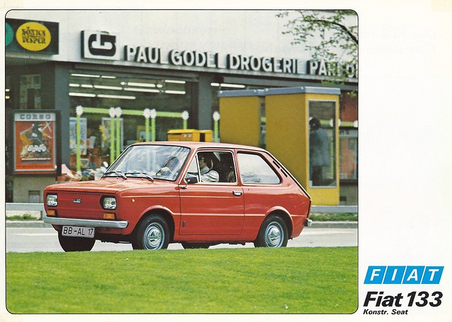 1975 fiat 133 in north america there was a big gap betwee flickr photo sharing. Black Bedroom Furniture Sets. Home Design Ideas