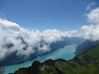 Lake Brienz, July 2012