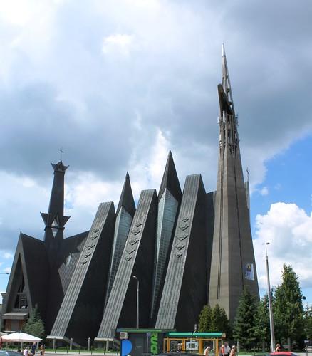 Kościół w Elblagu by xpisto1