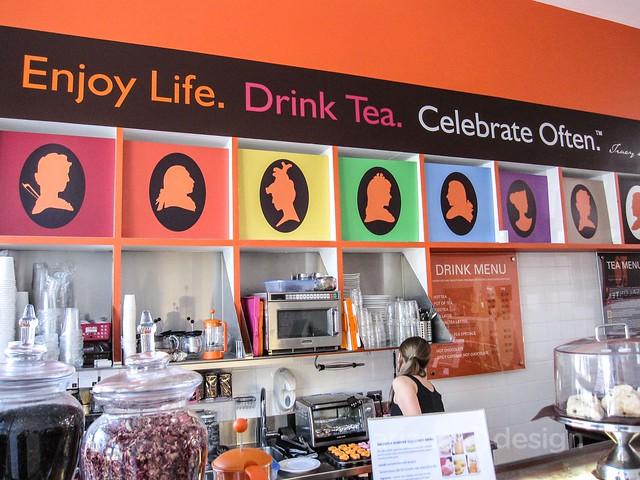 Salon Tea on Granville