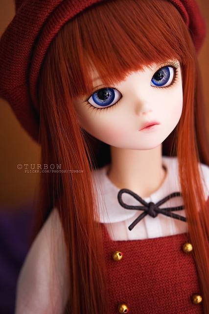 metal blue eyed Miu