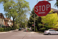 Stop Driving