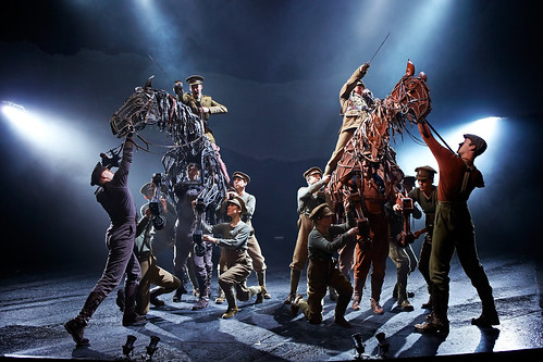 the National Theatre's War Horse, coming to the Festival Theatre for a four week run in 2014
