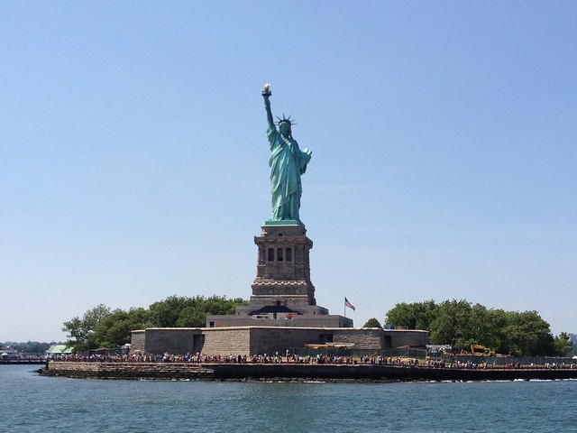 Statue of Liberty from Flickr via Wylio