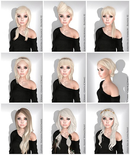 Hair Fair 2012 - Sand