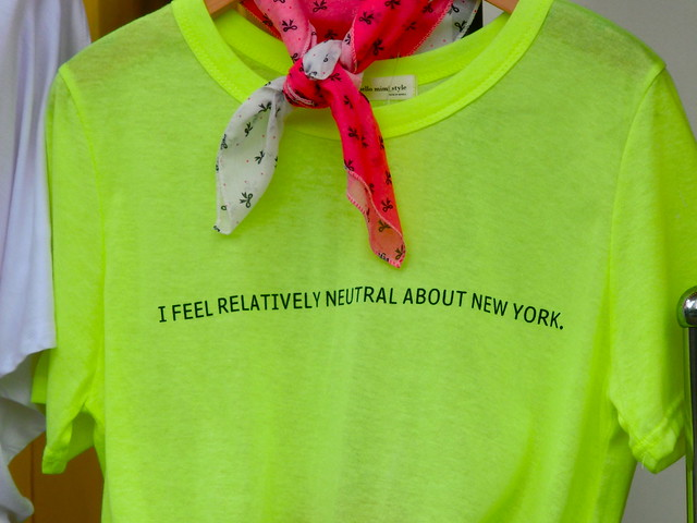 The EngRish Edition: I Feel Relatively Neutral About New York