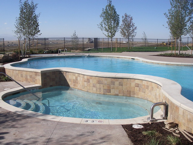 Swimming Pool Level : Mondarch swimming pools commercial multi level