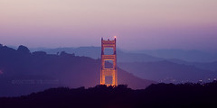Golden Gate Towers and Hills