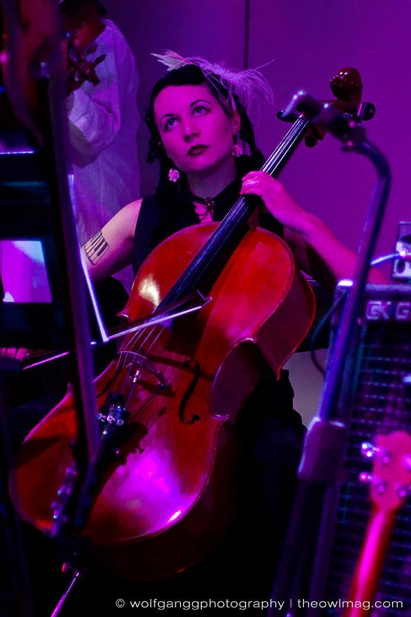 Amanda Palmer @ Public Works, SF 7/13/12