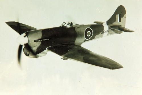 Hawker, Tempest V