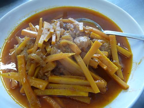 Khoresht Havij – Carrot stew