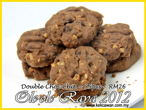 Double Choc Chip