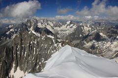 Aiguille du Midi, Mont-Blanc