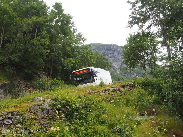 Norway in s Nutshell: bus from Voss to Gudvangen