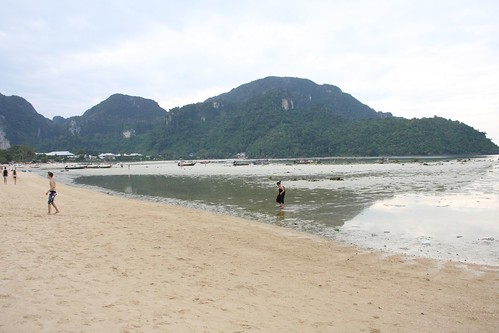 PP的海滩