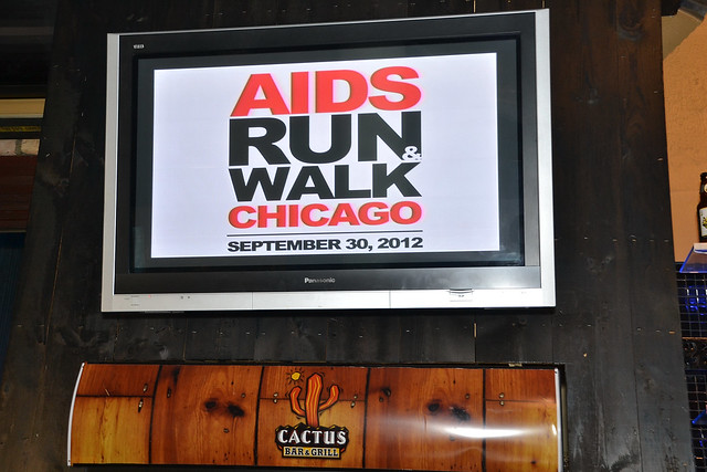 2012 AIDS RUN & Walk Kickoff Party