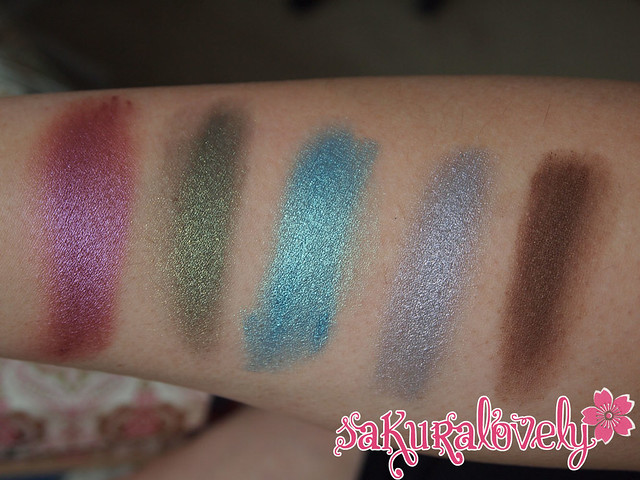 USA L'Oreal Colour Infallible Eyeshadows