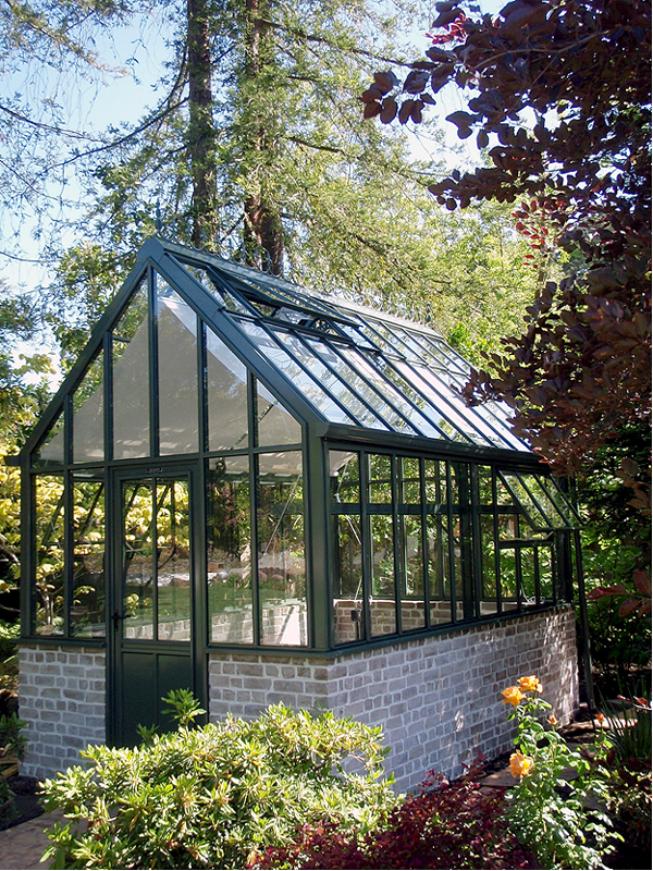Hartley Victorian Classic greenhouse