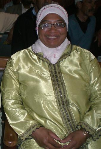 Khadija Oujkak