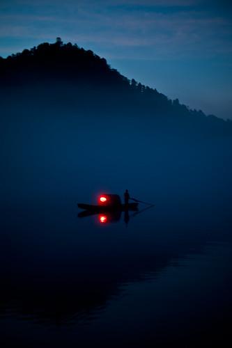 Dongjiang Lake (東江湖) 8, Hunam Province