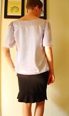 Lavender blouse 3
