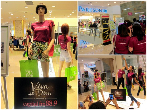 CapitalFM Diva's Day Out - 07 Parkson