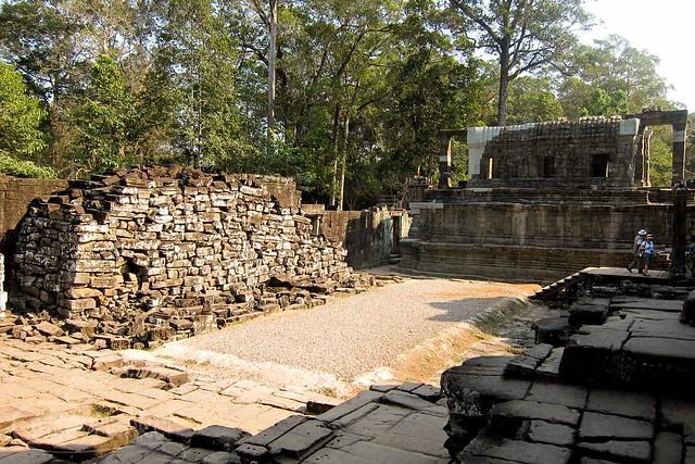 Bayon Temple Restoration