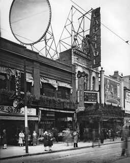 The Capitol Theatre, Ste. Catherine St., Montreal, QC, about 1925