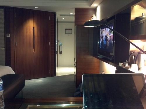 Shanghai hotel room